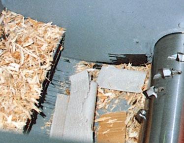 Trituratori per legno usati pompa depressione for Macchinari pellet usati